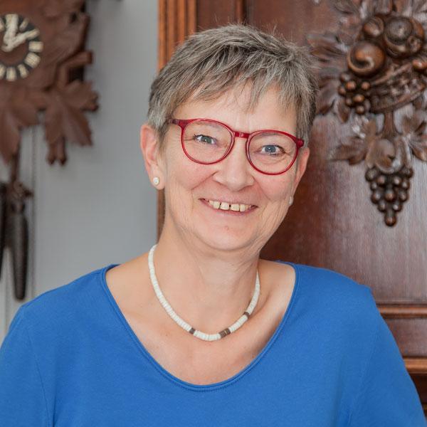 Gabi Strebel - Versand